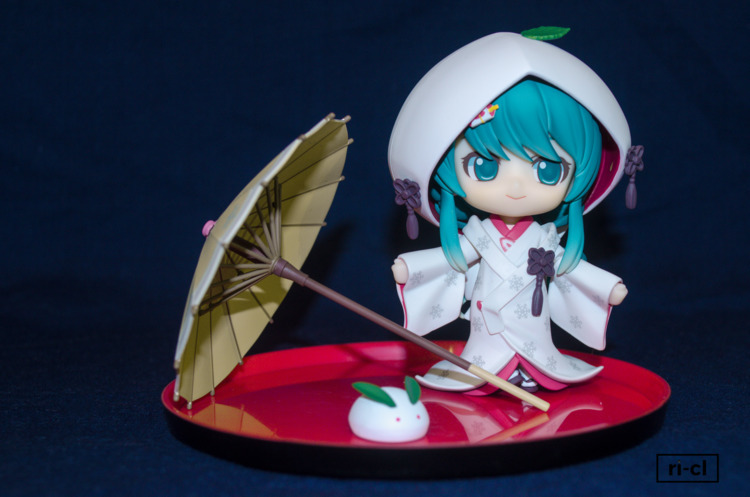 Nendoroid Snow Miku: Strawberry - ri-cl | ello