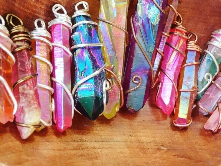 Rainbows galore - crystals, giftideas - mermaidtearshawaii | ello