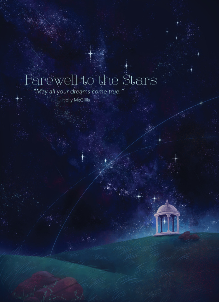 Farewell Stars, Holly McGillis - alex_tabulit | ello