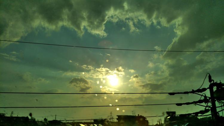 sky glass window - cloud, timelapse - asurawill   ello