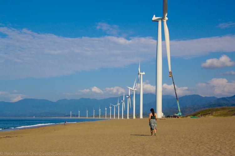Visit windmills Ilocos Norte Ph - nannithfajilan | ello