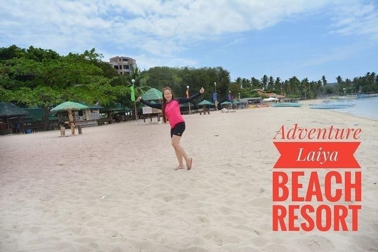 Visit laiya beach resort Locate - nannithfajilan   ello