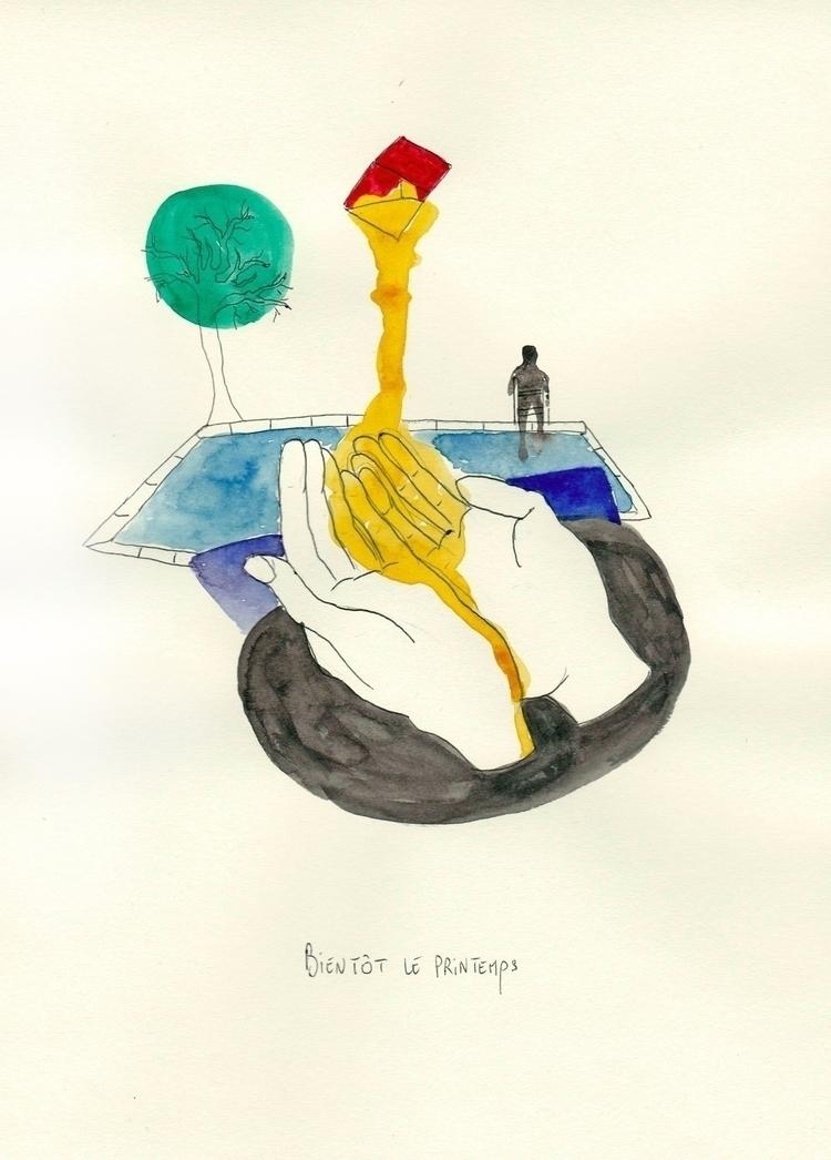 Je pratique le dessin Les dessi - magaliseghetto | ello