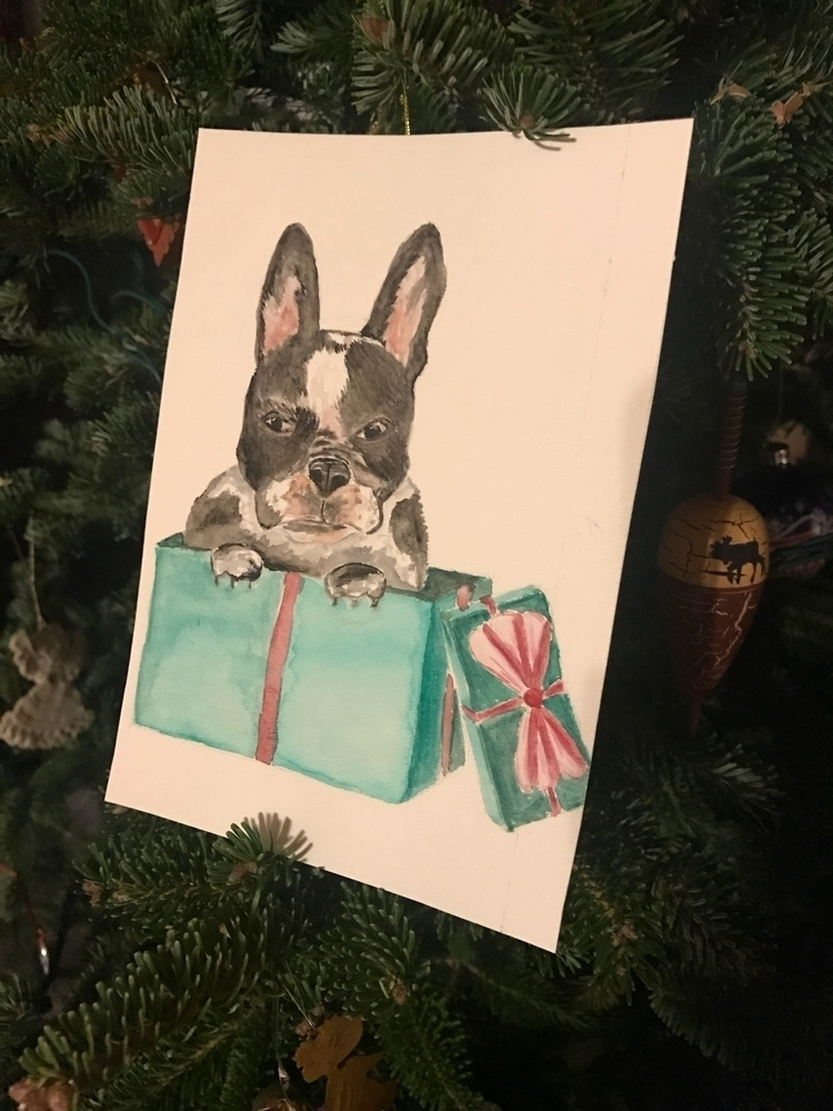 frenchie 'tude  - frenchbulldog - cpeacock93 | ello