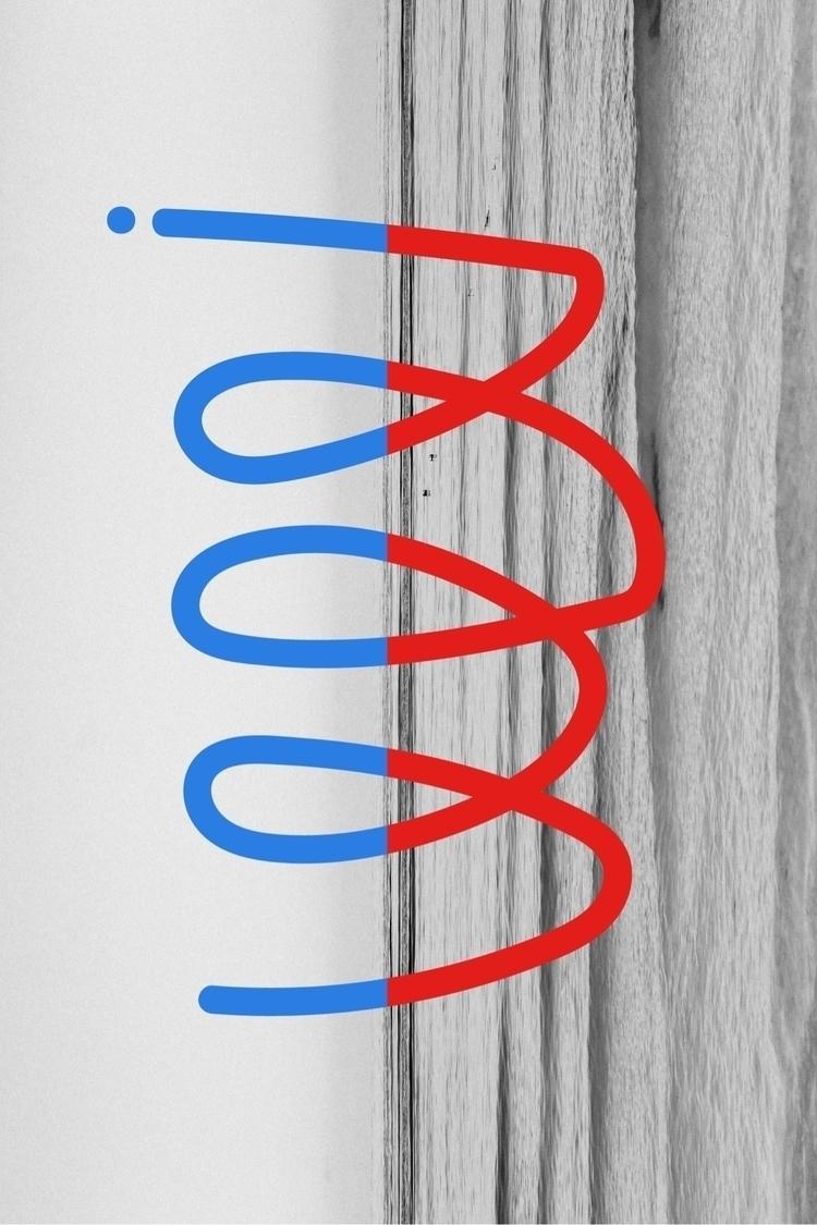 Island contrasts - digitaldoodles - holalou | ello