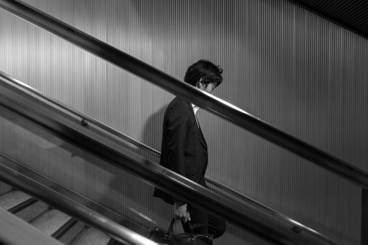 Anonymous businessman, Tokyo, J - andreacristiani   ello
