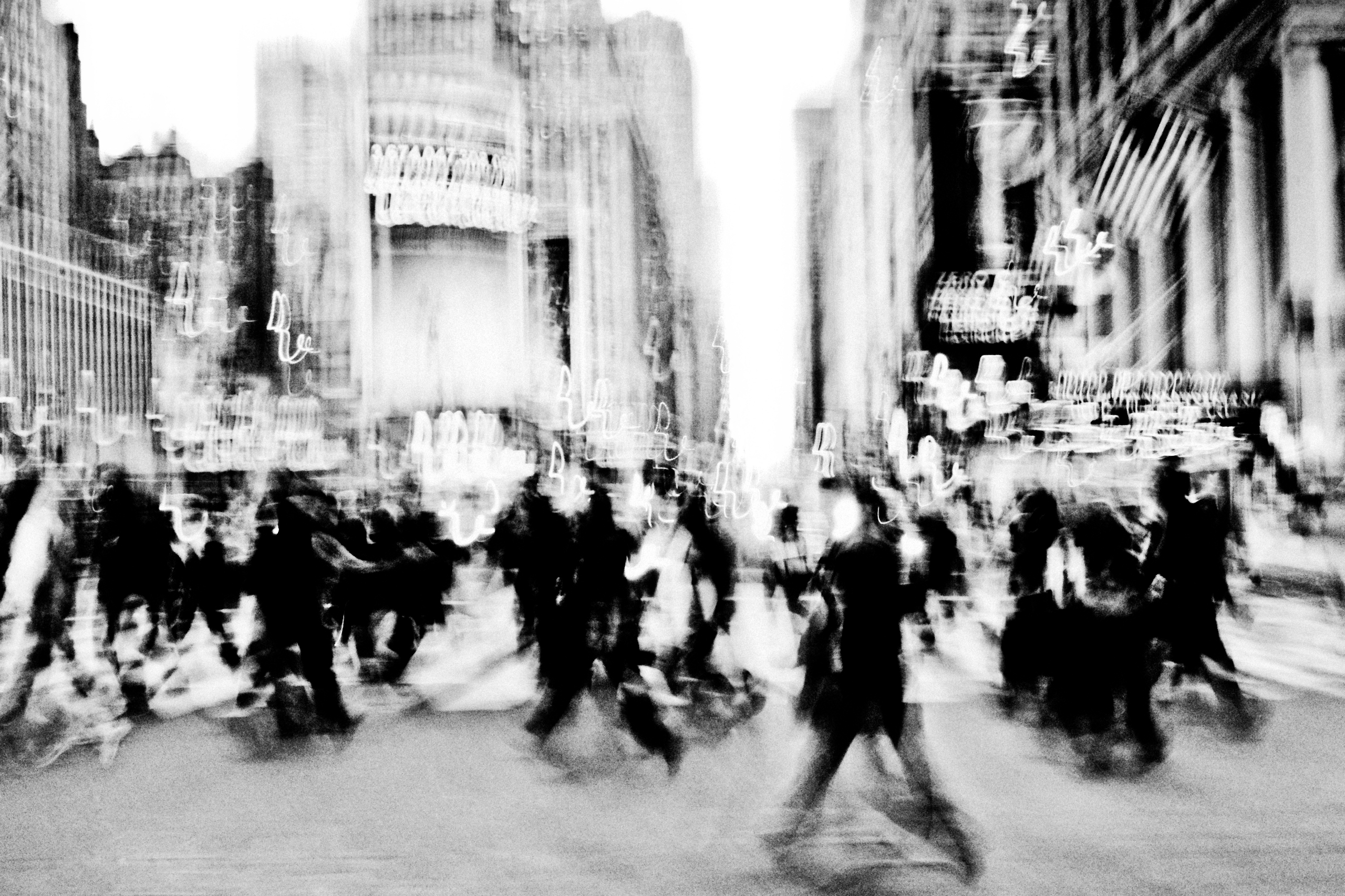 7th Ave Abstract - michaelpennphotography   ello