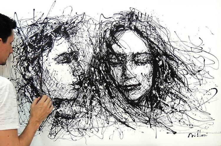 Arte em Acrílico - Millani - pop - fabianomillani | ello