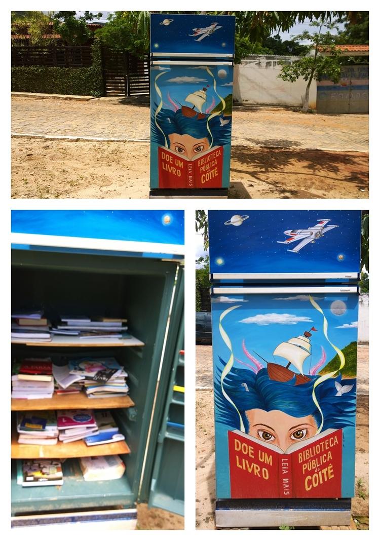 Imaginação Literária (Literary  - ecambuijr | ello