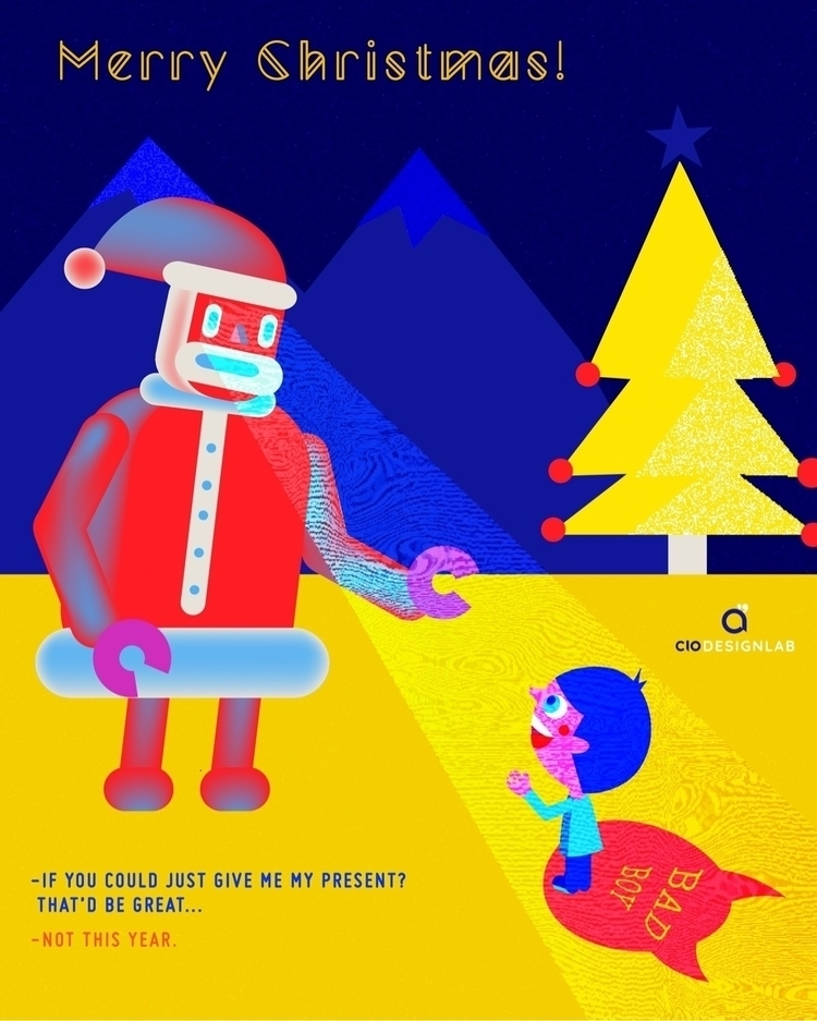 ¡Feliz Navidad! Merry Christmas - ciodesign   ello