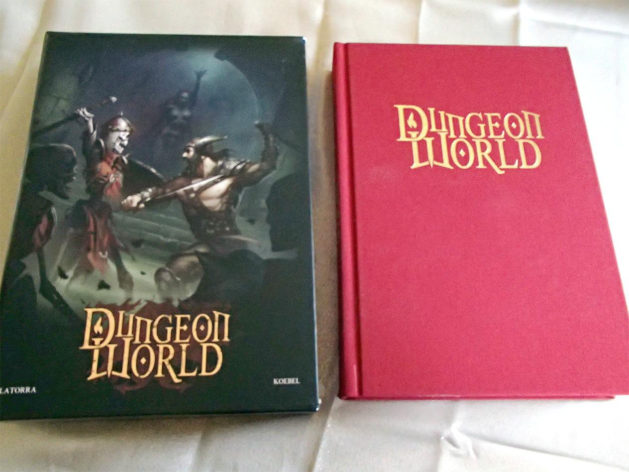 German version Dungeon World aw - antiochcow | ello