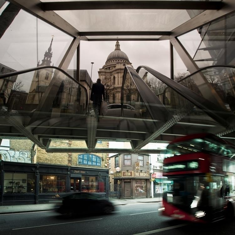 London - doubleexposure, original - simplycomplicatedphotography | ello