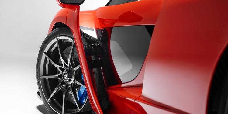McLaren Senna designed, enginee - evlear   ello