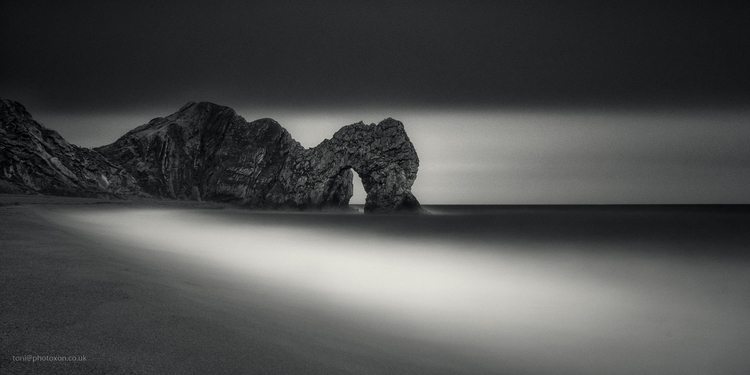 Durdle Door Christmas morning - Beach - toni_ertl | ello