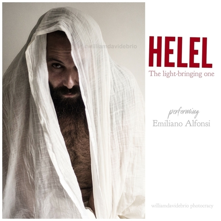 """HELEL הילל 020"", performing Em - williamdavidebrio 