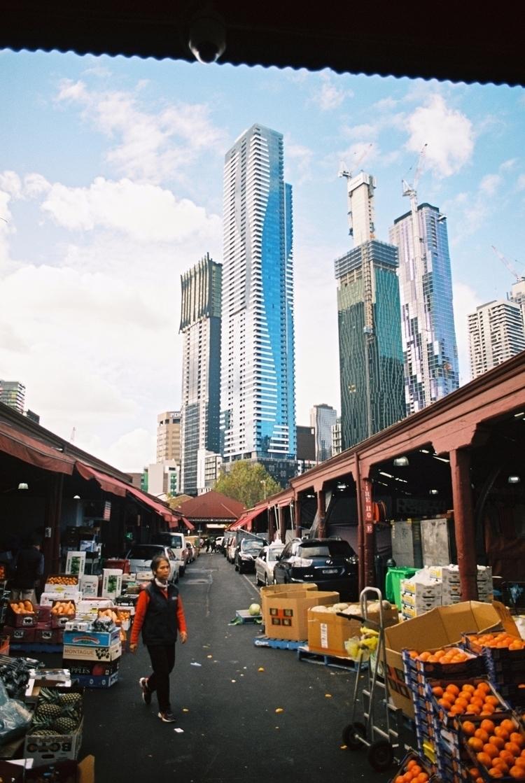 Melbourne Market - Nikon FE Ekt - nasigoreng | ello