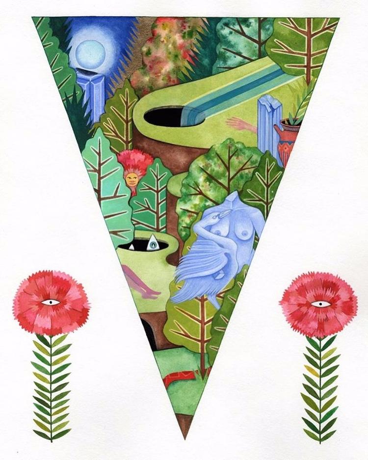Caitlin McDonagh visual artist  - caitlinmcdonagh | ello
