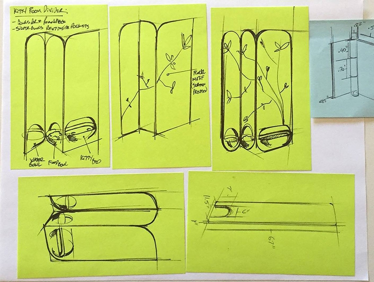 Thumbnail sketch development Ki - jamesowendesign | ello