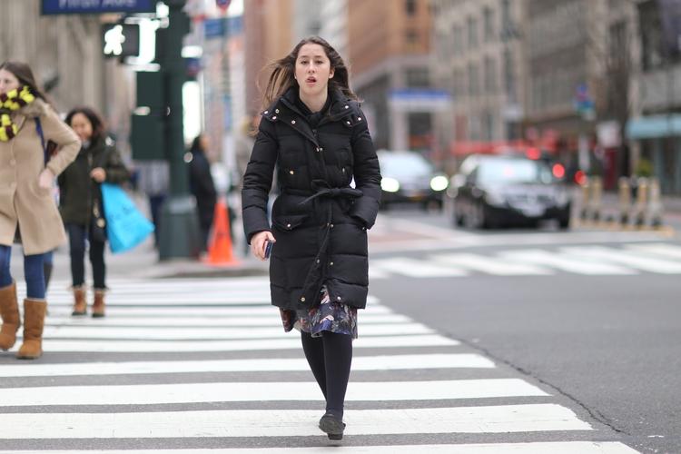 Crossing 5th Avenue woman camer - kevinrubin | ello