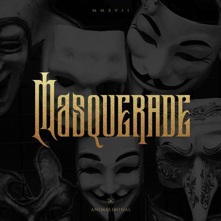 Masquerade. Customized Letterin - karthikvernekar | ello