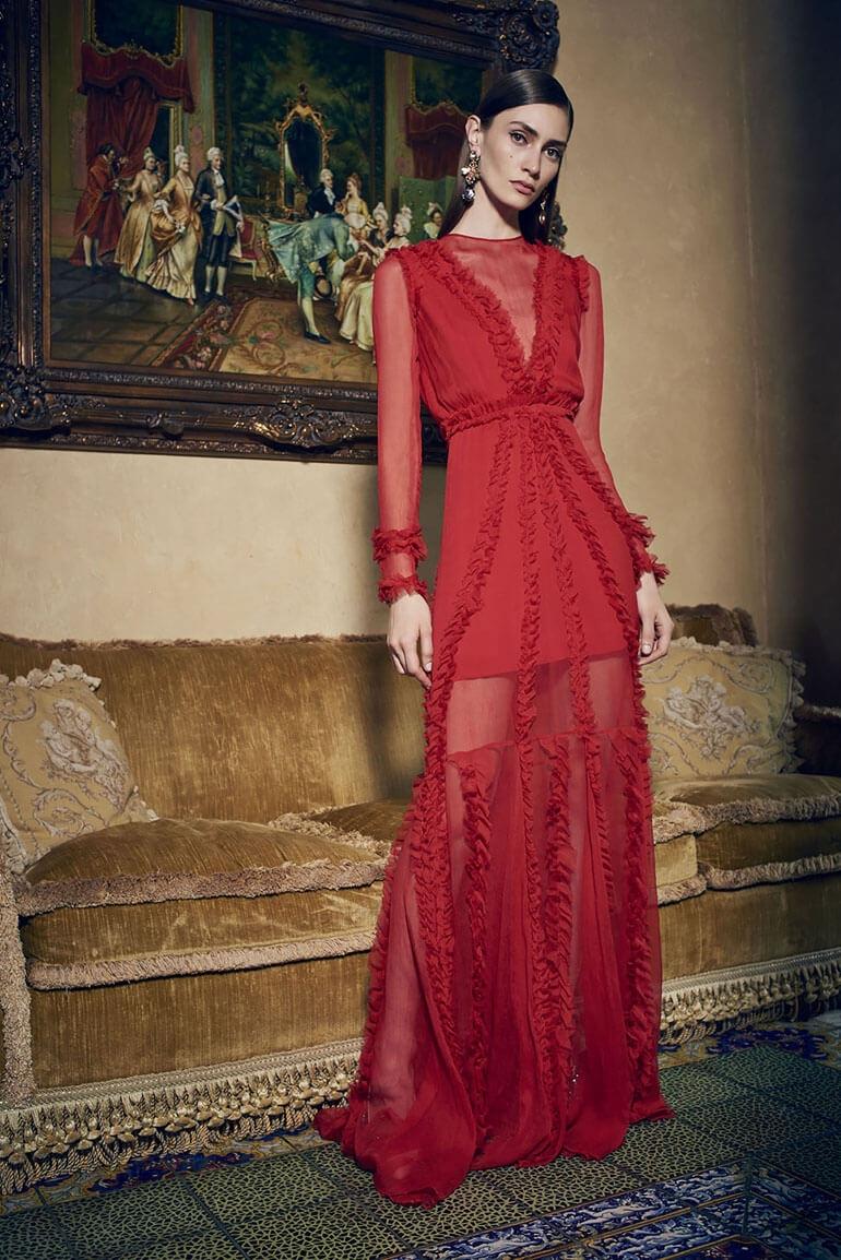 Gowns Luxurious: Alexis Introdu - thecoolhour | ello