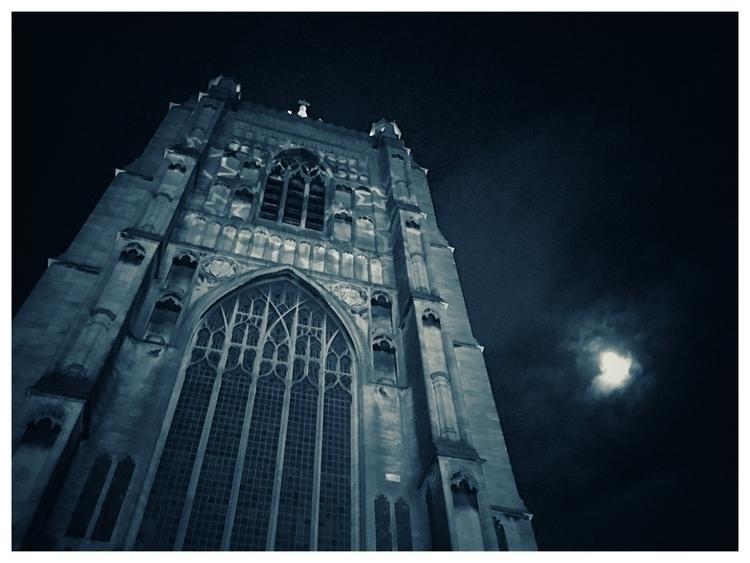 St Peter Mancroft, Norwich - architecture - davidhawkinsweeks | ello
