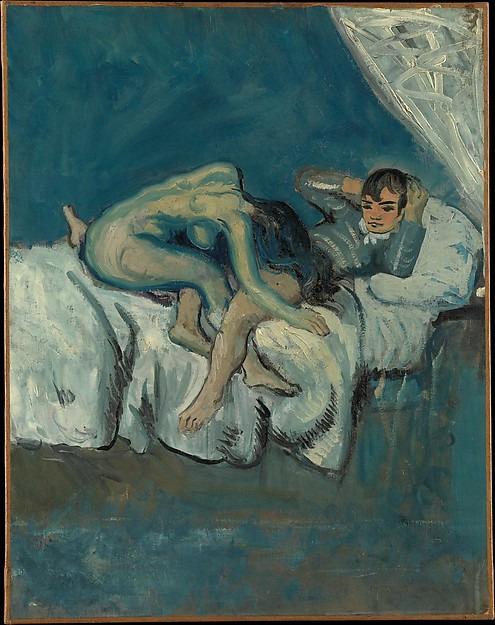 Erotic Scene (La Douceur), Pabl - oregonscholar | ello
