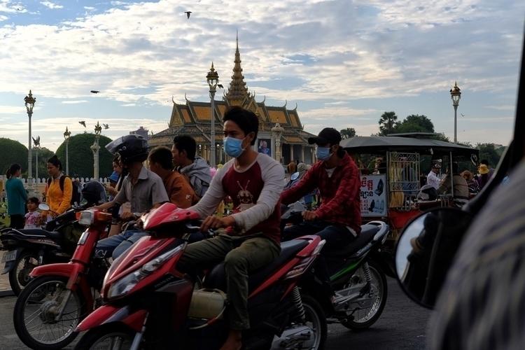Phnom Penh, Kambodscha - weltfarben | ello