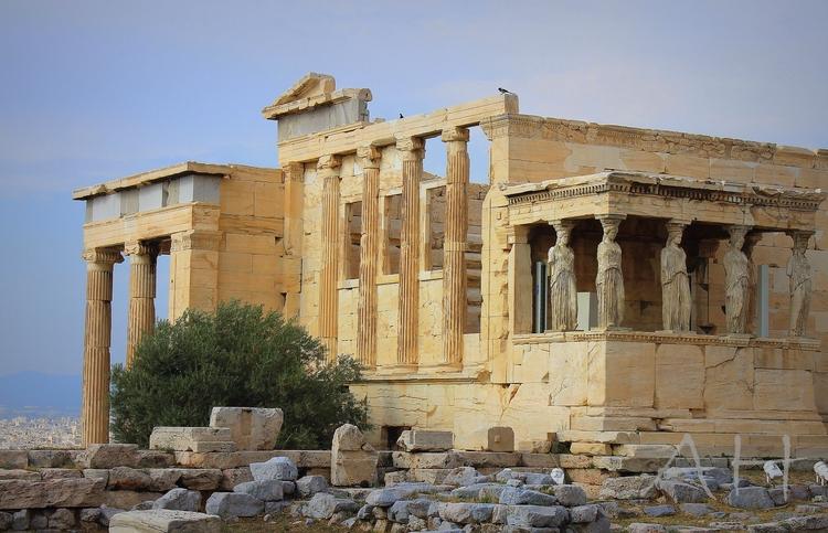 Acropolis Athens - acropolis, athens - anistie | ello