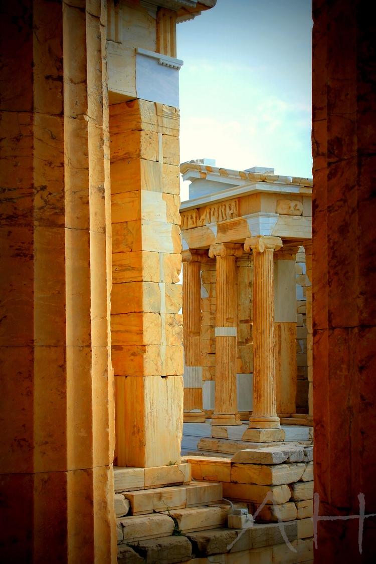 Acropolis Athens - athens, greece - anistie | ello