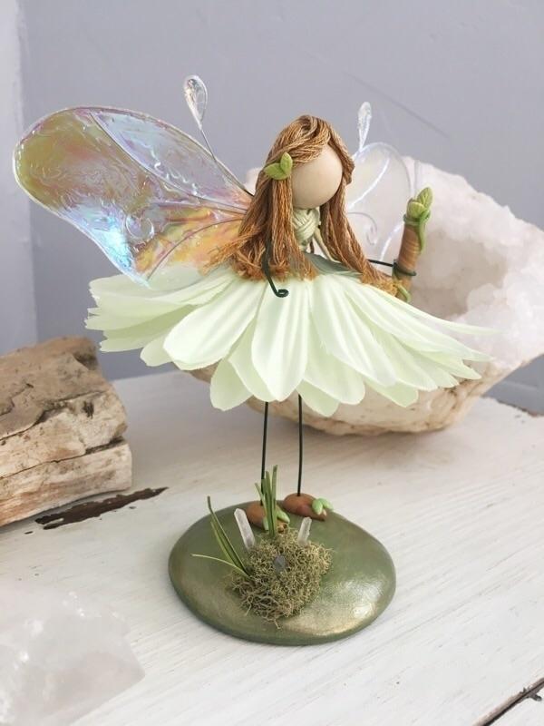 working 6 faerie figurines true - faerieblessings | ello