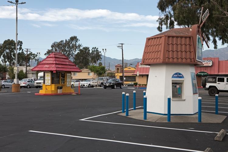 Kiosks, Parking Lot, Baldwin Pa - odouglas | ello