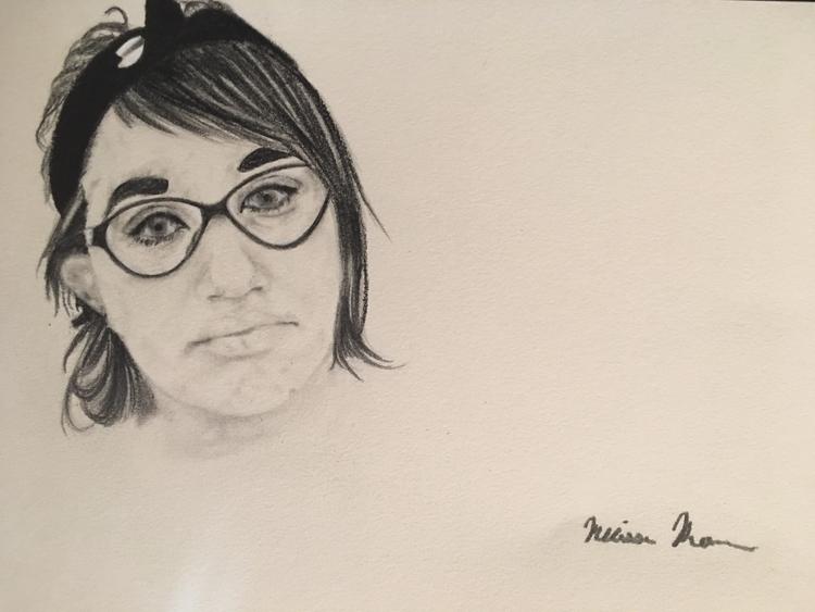 Portraits- Melissa Romeo (2016 - missymel6   ello