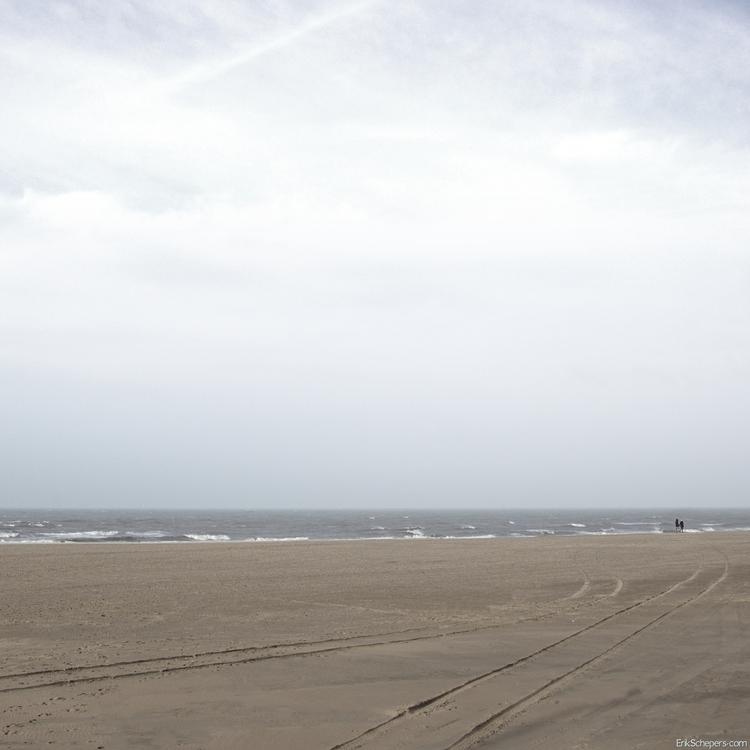 Windy Beach Day Scheveningen, N - erik_schepers   ello