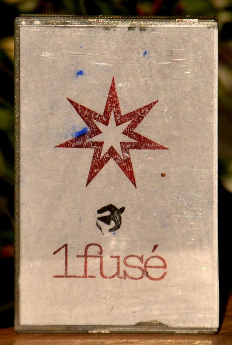 1fuse#1 / cassette 4 tracks tap - davidlavaysse | ello
