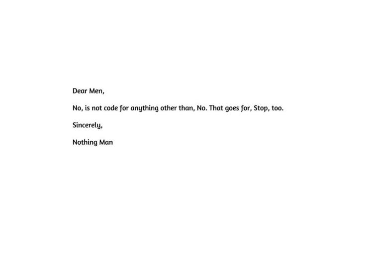 women, men - nothingmanhere | ello
