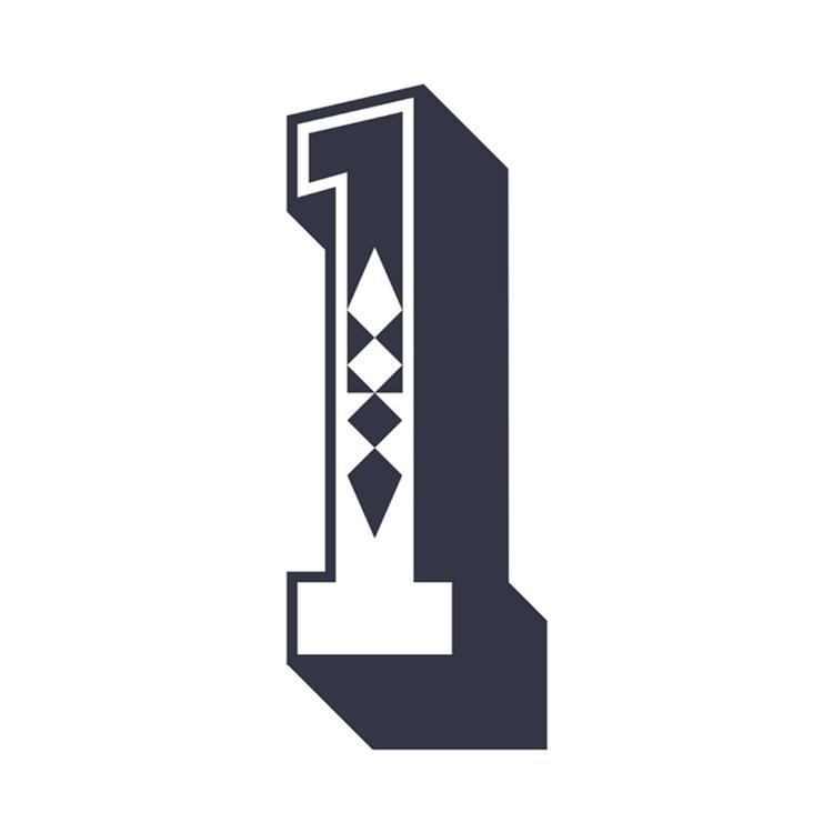 1 - type, numeral, circus, design - arkadinarium | ello