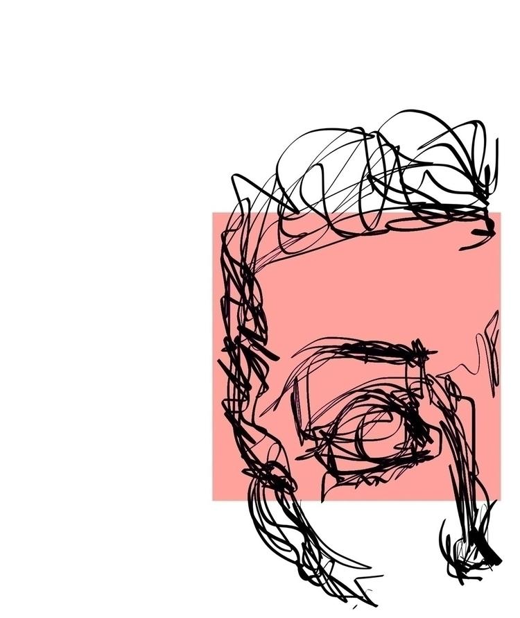 art, ello, arte, love, sketch - tammygissell | ello