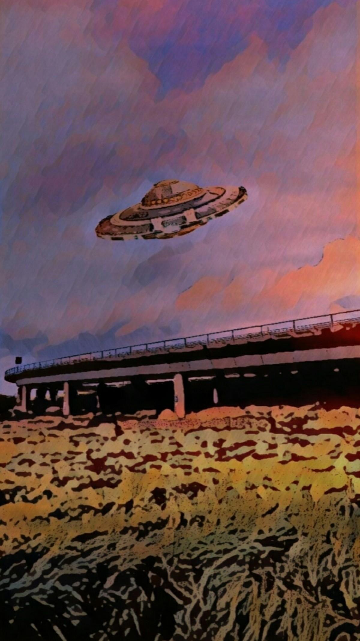 UFO HIGHWAY - novaexpress93, ufo - novaexpress93 | ello