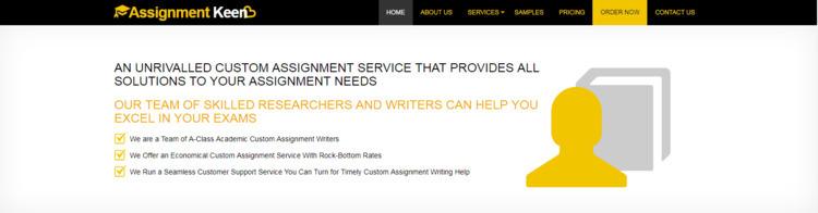 Write Assignment Quality Expert - watsonjohn759 | ello