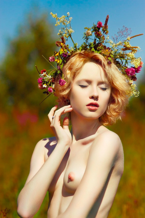 nude, redhead, ginger, tits, nipples - big_floater | ello