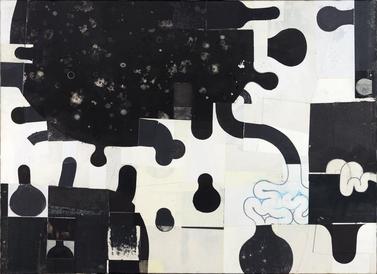 Dockyard, 2017 Acrylic Paper Ca - kazuhirohigashi | ello