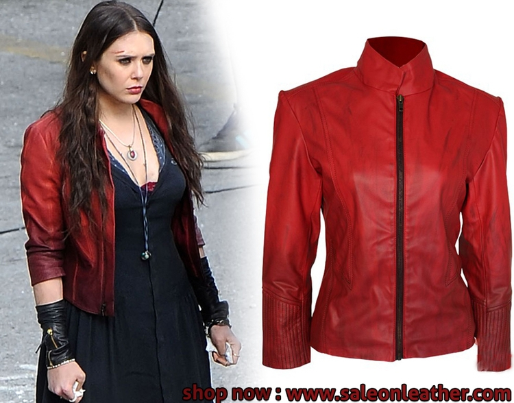 Buy Scarlet Witch Age Leather F - johnsmith121617 | ello