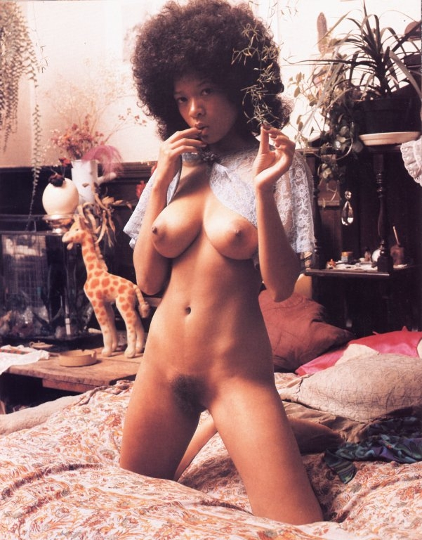 Desiree West [4/5 - ebony, hairy - pornographicus65   ello