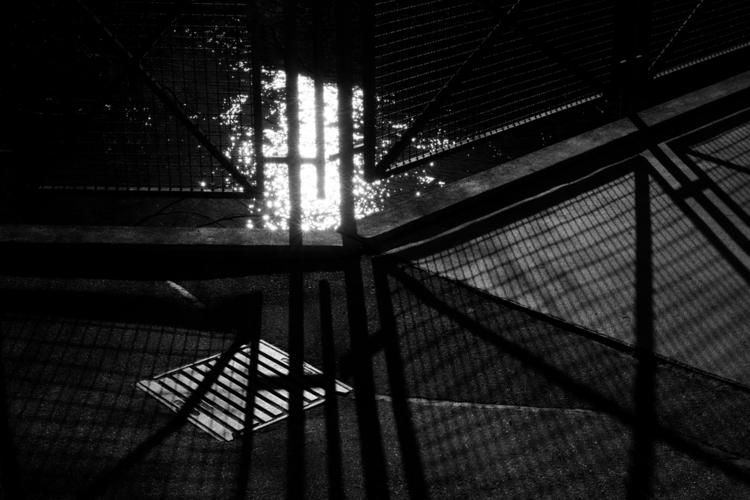 grid - photography, railing, structure - marcushammerschmitt | ello