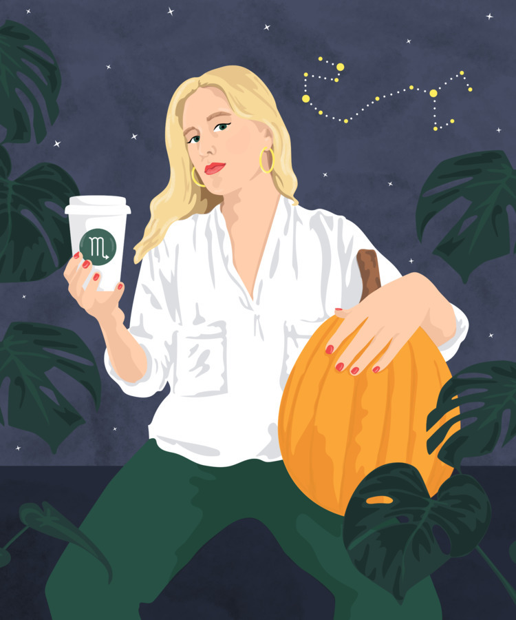 louisacannell, refinery29, horoscope - louisacannell   ello
