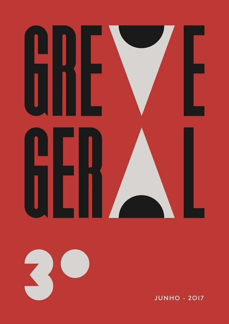 Posters support 2017 General St - rafaelxvx | ello