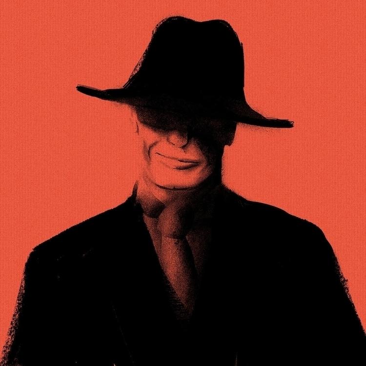 Man Black Dolores Westworld Wor - penleydesigns | ello