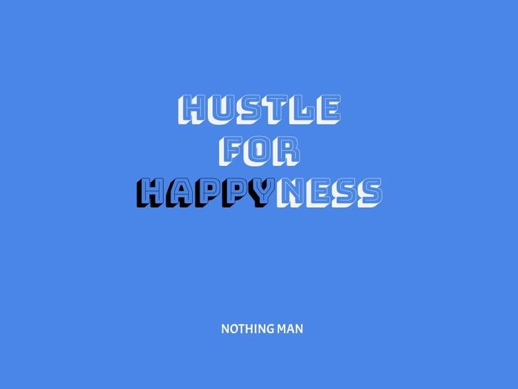 art, wordart, words, happy - nothingmanhere | ello