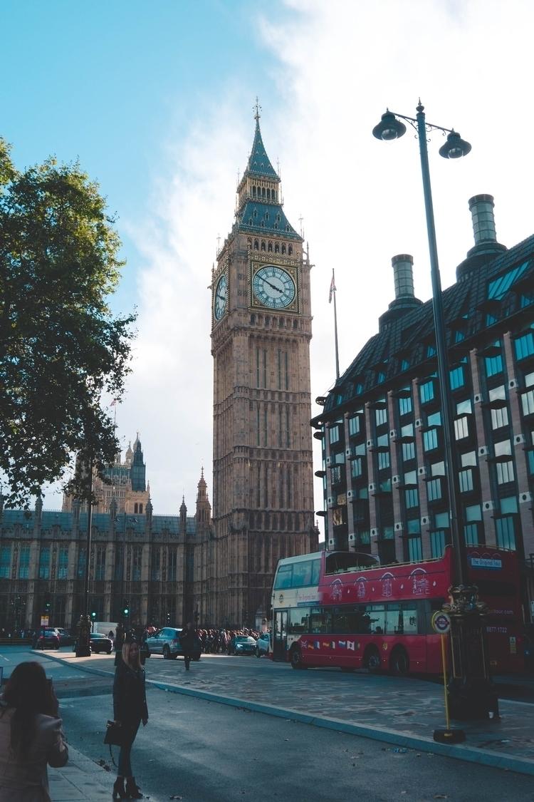 Big Ben - London, England., Photography - swerdan | ello